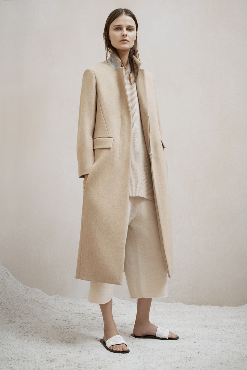 Camel color Plane long coat for ladies and women